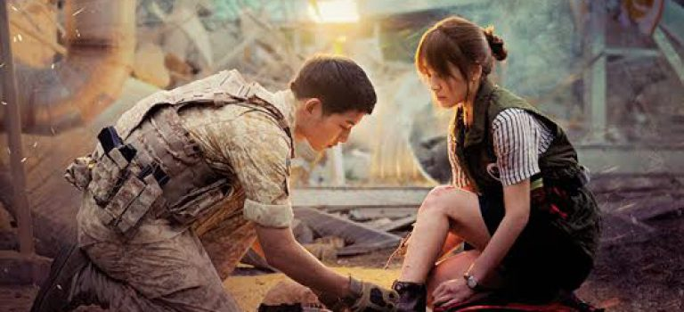 حلقة 15 من Descendants of the Sun